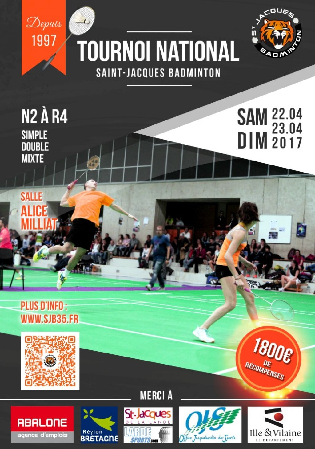 Tournoi National 2017